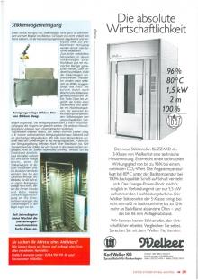 Deutsche Bäcker Zeitung 7/2003